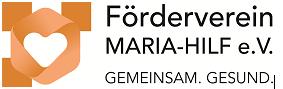 Mitgliedsantrag Förderverein Krankenhaus Maria-Hilf e.V.